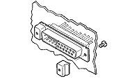 Latching Block Kit     745007-2