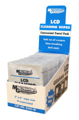 LCD Cleaning Wipe,  25/Box           8242-WX25