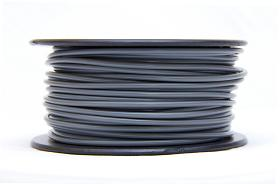 3D PRINTER FILAMENT PLA, 1.75MM DIA., 1 KG SPOOL, GREY     PLA17GY1