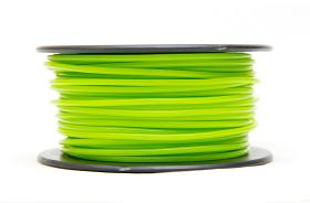 3D PRINTER FILAMENT ABS 1.75MM DIA., .5KG SPOOL, LIME     ABS17LI5