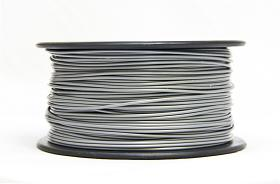 3D PRINTER FILAMENT ABS 1.75MM DIA., .5KG SPOOL, SILVER      ABS17SI5