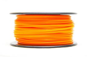 3D PRINTER FILAMENT ABS 1.75MM DIA., .5KG SPOOL, ORANGE  ABS17OR5