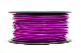 3D PRINTER FILAMENT PLA, 1.75MM DIA., 1 KG SPOOL, PURPLE    PLA17PU1