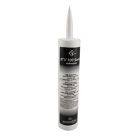 Adhesive Sealant, One-Part, White   RTV102-300ML