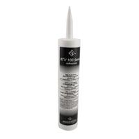 Adhesive Sealant, One-Part, White   RTV102-300ML