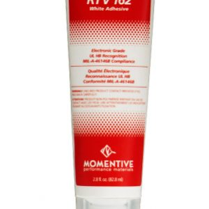 Adhesive Sealant, One-Part, White, Non-Corrosive 85ml   RTV162-85ML