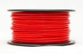 3D PRINTER FILAMENT ABS 1.75MM DIA., .5KG SPOOL, RED    ABS17RE5