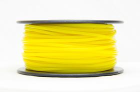 3D PRINTER FILAMENT PLA, 1.75MM DIA., 1 KG SPOOL, YELLOW    PLA17YE1