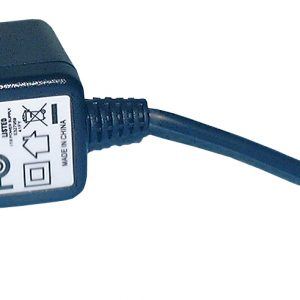 48-1211USB Charger, in 100-240vac, out 5vdc 2a, 2″ USB cord, Philmore