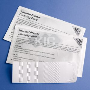 Thermal Printer Cleaning Card (4″/102mm)           KW3-T46B15