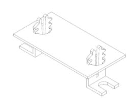 10 position Terminal Block Cover Kit   38733-6410