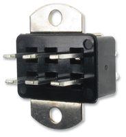 Panel Mount Plug, 6 Position, 10a   38330-0106