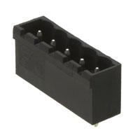 5 Position Vertical PCB Header, Terminal Block, 5.08mm        39860-0505