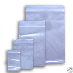 6″ x 9″ RECLOSABLE CLEAR 2 MIL. POLY BAG         R69-HH
