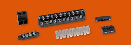8 Position Terminal Block, Single Row     13008