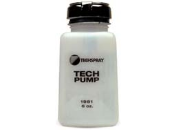Techpump Bottle   6oz      1981