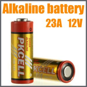 12v Alkaline Battery  5/Card    23A, battery, batteries
