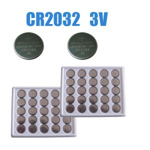3v Lithium Coin Cell Battery,   CR2032 PKCell