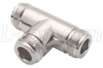 N Connector, 'T' Adapter, Female     21-464-0