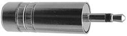 2.5mm Mono Plug, 25mm,  2/pkg                  24-200-2