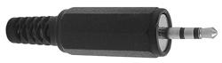 2.5mm Stereo Plug, 24mm                  24-223-0