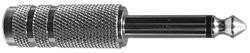 1/4″ Plug, Metal Mono         24-600-1