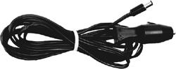 Auto Cigarette Plug,Cord 8', 2.1mm Plug, with fuse, 31-099-0, Mode