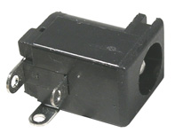 DC Power Jack, 2.5mm    31-156-0