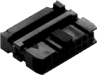 14 Position,  .100″ IDC Connector   35-014-0