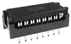 16 Pin IDC Ribbon Connector      39-216-0
