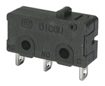 Micro Switch, N/O and N/C contacts, 5a    47-300-0