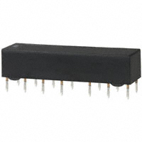 Low Signal, Latching Relay, 4PDT    G6AU-434P-ST-US-DC5