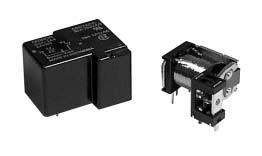 Power PCB Relay, Standard, SPST-NO, 12vdc   G8P-1A4-DC12