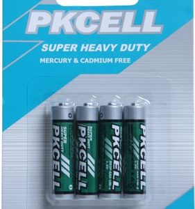 AAA Battery, Super Heavy Duty, 4/Card       R03P-4