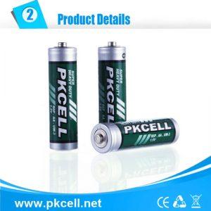 AA Battery, Super Heavy Duty, 2/pk    R6P