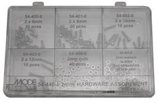 2mm Metric Hardware Kit         54-440-1