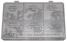 2.6mm Metric Hardware Kit    54-441-1