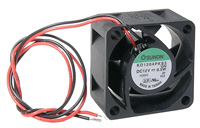 Fan – 12v, 40x40x10mm, 22.8 dbA, Sleeve     59-244-0