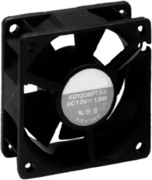 Fan – 12v, 60x60x25mm, 31 dbA, Sleeve        59-264-0