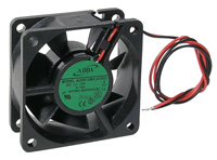 Fan – 12v, 60x60x25mm, 24 dbA, Hypro        59-265-0