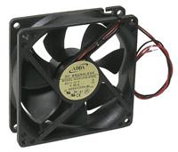 Fan – 12v, 92x92x25mm, 27 dbA, Sleeve        59-294-0