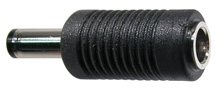 2.1mm Polarity Changer, Black         68-102-0