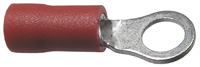 Ring Terminal, Insulated, 22-16 (Red), 3/8″                73-038-50