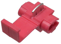 Wire Tap, 22-16 (Red), 25/pkg       73-760-25