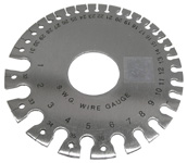 Wire Gauge, 36awg to 1awg      87-110-0
