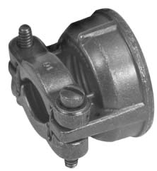 Circular MIL Spec Cable Clamp, Bushing Size: 20,22         97-3057-1012-1