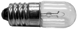 Bulb, T3-1/4, Screw Base, 6.3v       56-0046-0
