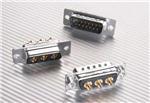 DB25M Filtered D-Sub connector      FCC17-B25PE-240