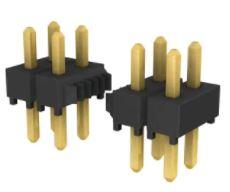 Header, 2 x 8, Gold Flash     01-118-05-G-D