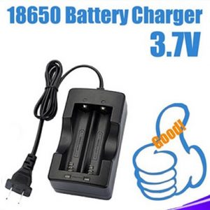 Li-ion Battery Charger           CGR18650-2